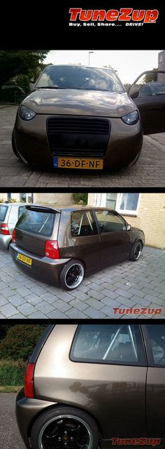 For Sale on TuneZup: #Volkswagen #Lupo #Showride