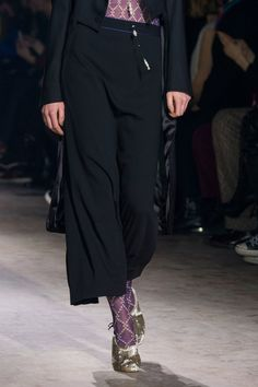 Dries Van Noten at Paris Fall 2016 (Details)