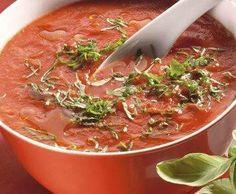 Rezept Tomaten-Brot-Suppe von suessenannimaus - Rezept der Kategorie Suppen