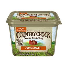 COUNTRY CROCK SPREAD ONLY $1.26 (REG $2.14) At TARGET - http://wp.me/p56Eop-Hiw