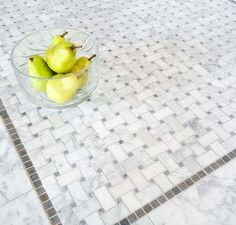 for the shower area flooring, maybe? www.mosaictilestone.com has low pricing, and Free Shipping on Basketweave Mosaic Tiles for your bathroom floor, shower floor, shower wall accent tile, kitchen backsplash, and more.