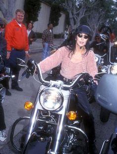 Cher's ride::