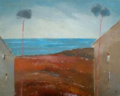 Summer Etude - http://www.contemporary-artists.co.uk/paintings/summer-etude/