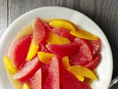 This light, refreshing citrus salad is the perfect way to start your day!