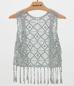 Daytrip Crochet Vest at Buckle.com