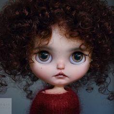 Skyler ^^ (adopted) #blythe #blythedoll #cute #doll #kawaii #jodiedolls
