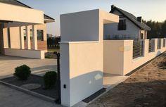 Fence Gate Design, Modern Fence Design, Entrance Design, Modern Patio, Entrance Gates, Living Room Partition, Home Upgrades, Home Trends, Facade Architecture