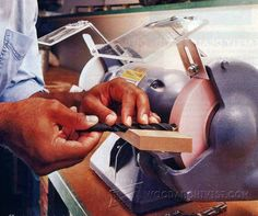 124 Best Sharpening Images On Pinterest Woodworking Sharpening