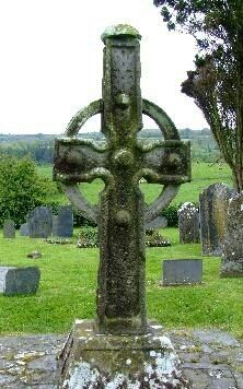 Celtic cross, Waterford, Ireland
