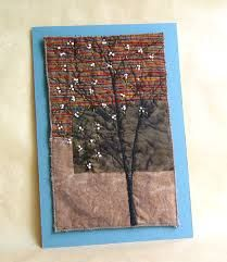 small pieces of textile art - Google Search