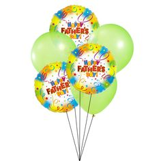 "Special Way to say ""Happy Father's Day"" to your Father on this year with a Balloon Bouquet Note : For hospital deliveries Latex will be substituted by Mylar balloo Fathers Day Pictures, Fathers Day Photo, Cool Fathers Day Gifts, Happy Fathers Day, Send Balloons, Balloons Online, Mylar Balloons, Balloon Prices, Unique Gifts"
