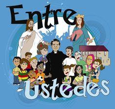Nuestro boletin informativo - Colegio Pio IX St John Bosco, Diy And Crafts, Saints, Family Guy, Comics, Drawings, Fictional Characters, Angels, Magazine Front Cover