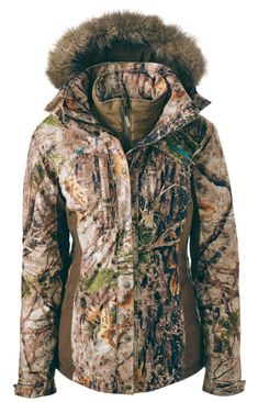 The Cabelas OutftHer Dry-Plus 4-in-1 Parka is made for the cold, nasty weather. Ireceivedthis jacket in October, and I'm so glad I did! We had an unnaturally cold month for November with t…