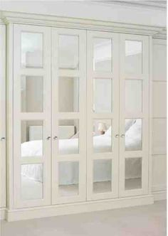 bedroom closet doors. Master bedroom addition  Masters and bedrooms 25 Cheap And Easy DIYs That Will Vastly Improve Your Home Mirrored