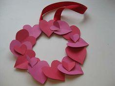 Valentine's door hanger