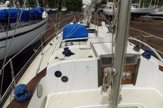 1977 Pearson 365 Sail Boat For Sale - www.yachtworld.com