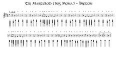 Tri Martolod - Inis Mona- Breton