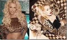 MK ULTRA Satanic Pop Star/Sex Kittens Britney Spears & Iggy Azalea