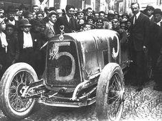 1921/09/11 Baronessa Antonietta d'Avanzo-Giulio Ramponi / Brescia ...