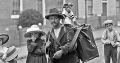 I found a picture of Tom Hardy with a monkey in Tasmania in the 1900s