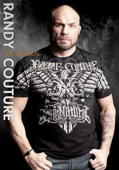 Randy Couture - UFC Hall of Fame Member/Former UFC Heavyweight & Light Heavyweight Champion