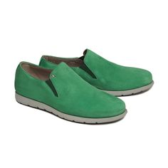 by Aldo Bruè. Casual, light green pantofola with grey sole. Your Shoes, Aldo, Clogs, Your Style, Grey, Classic, Casual, Fashion, Ash