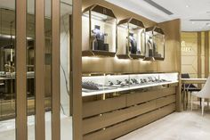 Butani Jewellery Boutique by Stefano Tordiglione Design Ltd. at Peninsula Hotel, Hong Kong » Retail Design Blog