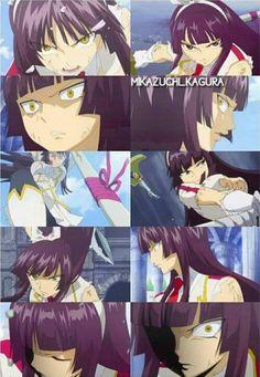 KAGURA IS COOL LOL Fairy Tail Girls, Fairy Tail Anime, Fairy Tail Photos, Fairy Tail Characters, Beautiful Anime Girl, Fairytail, Anime Girls, Zero, Manga