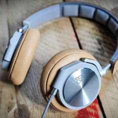 Bang & Olufsen BeoPlay H6 - I could see me and the crew sporting these to monitor audio on the soundboard and cameras.
