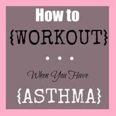 How to Workout When