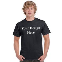 Custom Printed T-shirts 2 Side Print (24pcs) Have your logo printed!! #screenprinting #tshirt #tshirtprinting