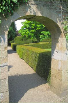 Raby Castle Gardens in County Durham