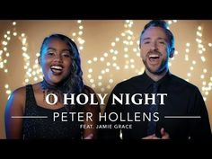 Talented Duo Singing A Capella 'O Holy Night' Is The Perfect One To Start This Season!