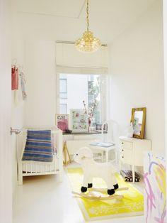 my scandinavian home: A beautiful, fun designer's home in Stockholm