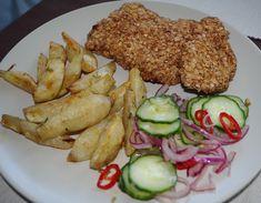 VIEDENSKÝ REZEŇ (protikvasinková verzia) Ale, Meat, Chicken, Food, Ale Beer, Essen, Meals, Yemek, Eten