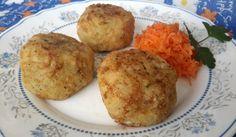 Вегетариански #кюфтенца с кисело зеле, картоф и ориз От Илияна Димова http://recepti.gotvach.bg/r-43706