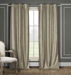 Bali Curtain panel