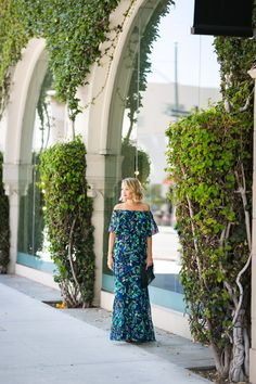 Perfect dress for a summer wedding - The Style Editrix