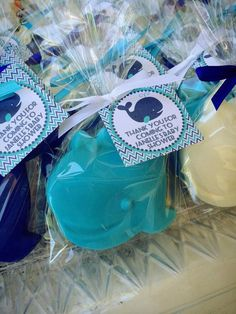 Whale boat soaps, baby shower, navy blue, pink, wedding soap favors by favo Baby Shower Cake Pops, Baby Shower Favors, Baby Shower Parties, Baby Shower Themes, Baby Boy Shower, Baby Shower Decorations, Shower Ideas, Baby Showers, Whale Party