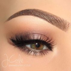 soft shimmery eye | http://thepageantplanet.com/category/hair-and-makeup/
