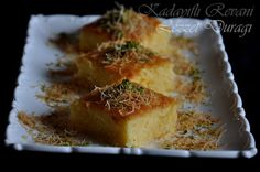 Lezzet Duragı: Kadayıflı Revani & Kadayıflı Şerbetli Kek