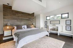 Earthy luxury bedroom- calming, simple