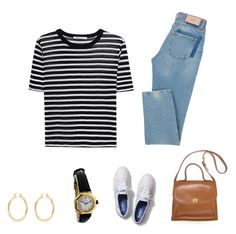 """""""09.03"""" by xxa825 ❤ liked on Polyvore featuring T By Alexander Wang, Keds and Isabel Marant"""