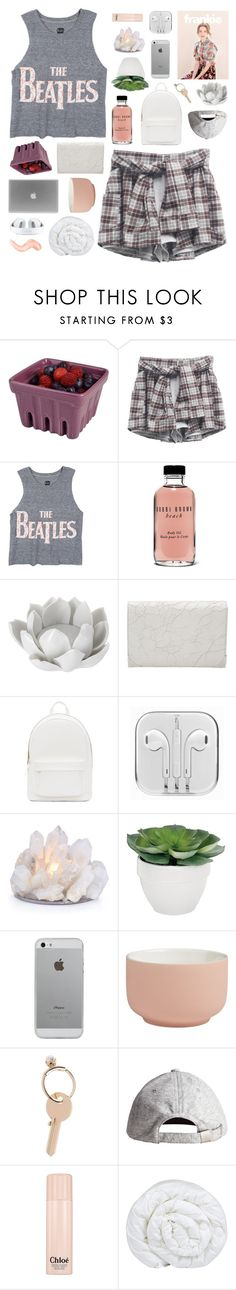 """BURNT LUNGS, SOUR TASTE"" by vanilla-chai-tea ❤ liked on Polyvore featuring Artland, Bobbi Brown Cosmetics, Pavilion Broadway, Alexander Wang, PB 0110, Torre & Tagus, Luvvitt, CB2, Maison Margiela and H&M"