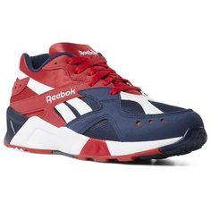 Reebok Mens Reago Pulse Athletic Shoes 8 M US Collegiate Navy//Black//White//Pewter