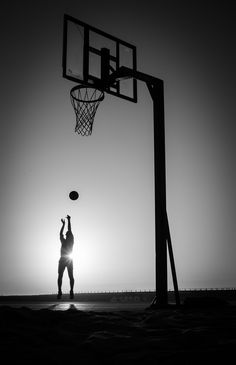 """""""Live the moment for the moment…"""" - Michael Jordan Airplane Photography, Basketball Photography, Street Photography, Street Basketball, Love And Basketball, Just Do It Wallpapers, Basketball Senior Pictures, Portable Basketball Hoop, Minimalist Photos"""