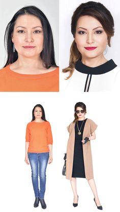 Muitas mulheres querem mudar sua imagem, aumentar sua autoestima, mas não sabem o quanto elas poderiam mudar para melhor apenas com looks que valorize...