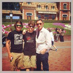 Jake Goodman and Jonny Gray