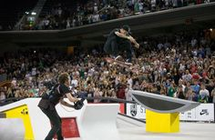 Luan Oliveira Lands on Top Again in Street League Competition