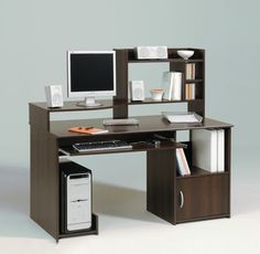 Simple home desktop computer desk simple small apartment new space